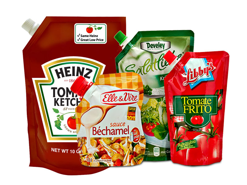 Sauces Packaging